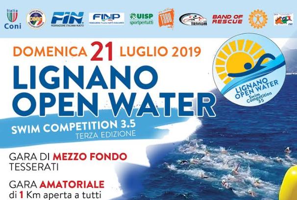 Lignan Swim Competition 2019