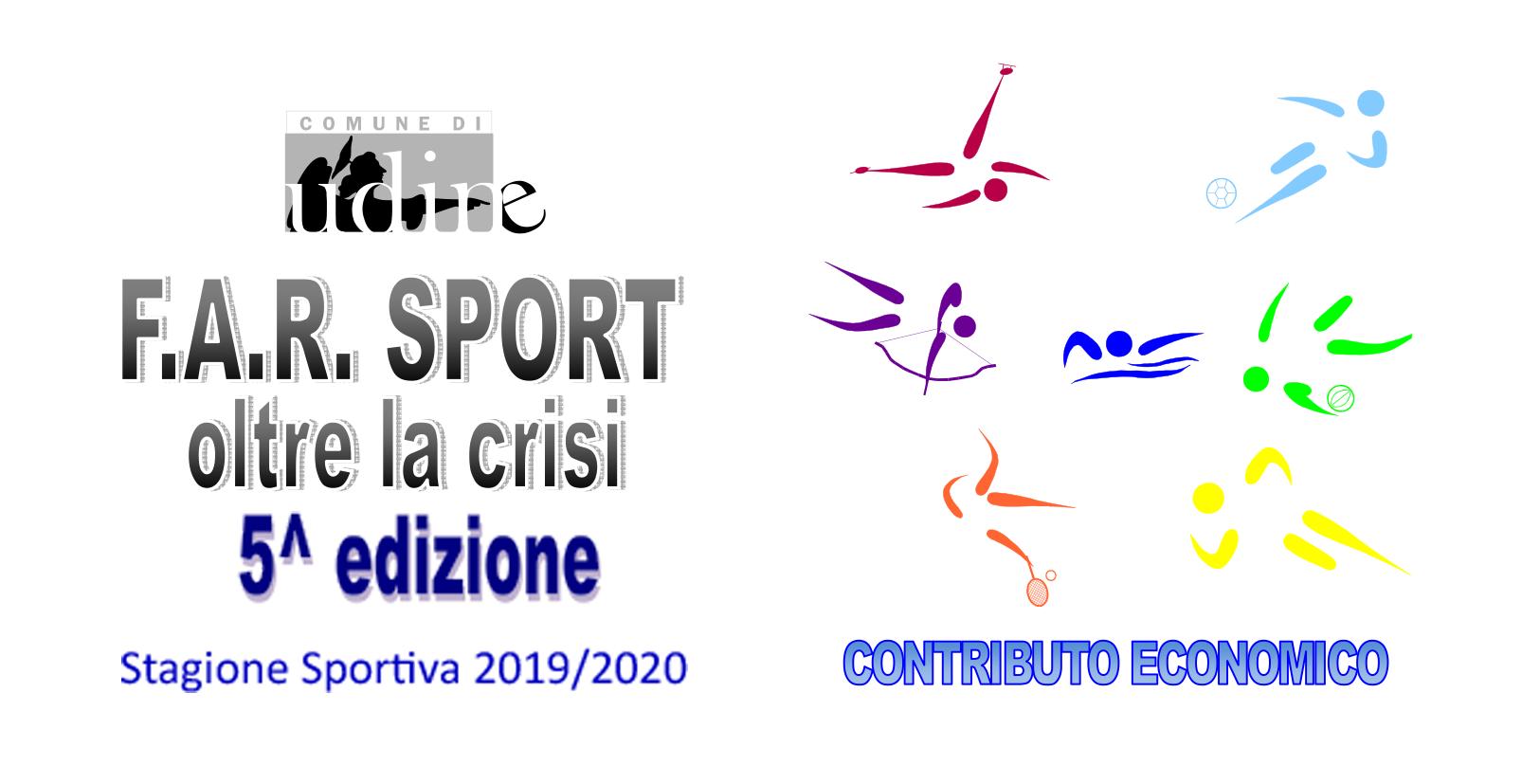 F.A.R SPORT OLTRE LA CRISI – 5^ EDIZIONE