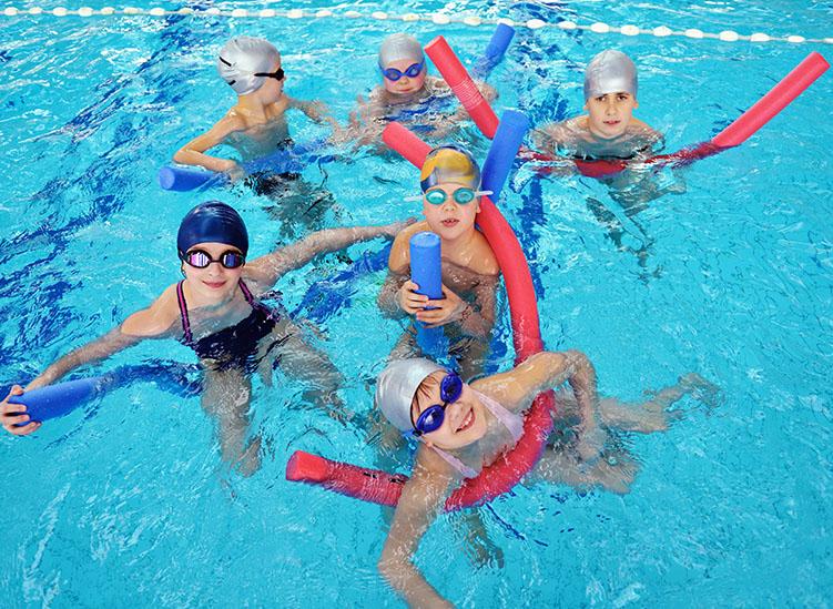 TA.BU NUOTO scuola nuoto, acquafitness e agonismo a Udine