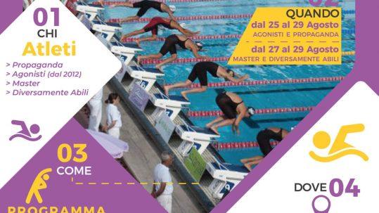 Campus acquatico 2021 di TA.BU. a Lignano Sabbiadoro
